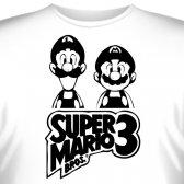 """Футболка """"Super Mario (Супер Марио) 3"""""""