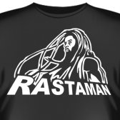 "Футболка ""Rastaman (Растаман)"" 1"