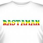 "Футболка ""Rastaman (Растаман)"" 2"