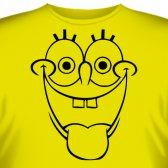 """Футболка """"Спанч Боб (Sponge Bob - Губка Боб)"""" 3"""