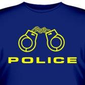 """Футболка """"Police"""" (1)"""
