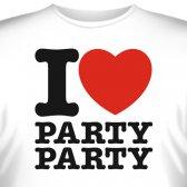 """Футболка """"I like Party (Люблю вечеринки)"""""""