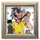 """Часы настенные """"Gorillaz"""" (1)"""