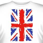 "Футболка ""Британский флаг 3"""