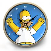 "Часы настенные ""Гомер Симпсон"" (1)"