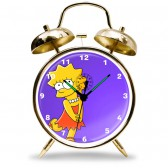 """Будильник механический """"Simpsons - Lisa"""""""