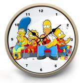 """Часы настенные """"Симпсоны"""" (4)"""