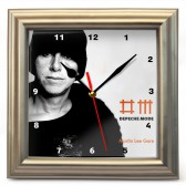 "Часы настенные ""Depeche Mode - Martin Lee Gore"""