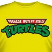 "Футболка ""Teenage mutant ninja turtles"""