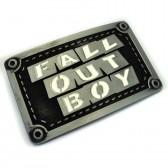 """Бляха сменная для ремня """"Fall Out Boy"""""""