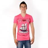 "Футболка MadMext ""Nautical almanac"" (pink)"