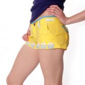 """Шорты женские """"Camomile"""" (yellow)"""