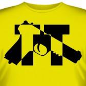 """Футболка """"Пистолет ТТ"""""""