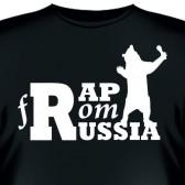 "Футболка ""Rap from Russia"""