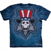 "Футболка ""Uncle Sam Tie Dye"" (США)"