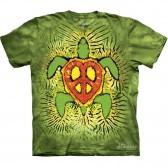 "Футболка The Mountain ""Rasta Peace Turtle"" (детская)"