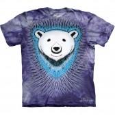 "Футболка The Mountain ""Polar Bear Tie Dye"" (детская)"