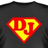 """Футболка """"Super DJ"""""""