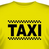 """Футболка """"Taxi"""""""