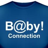 """Футболка """"Baby connection"""""""