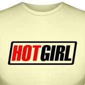 "Футболка ""Hot Girl"""