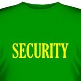 """Футболка """"Security"""""""