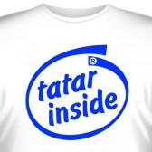 "Футболка ""Tatar inside"""