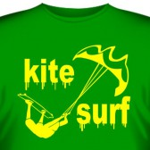 "Футболка ""Kite Serf"""