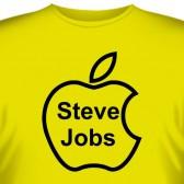 """Футболка """"Стив Джобс"""" (4)"""