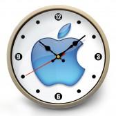 """Часы настенные """"Apple"""" (2)"""