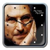 """Часы настенные """"Steve-Jobs"""" (3)"""