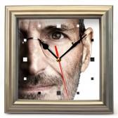"""Часы настенные """"Steve-Jobs"""" (5)"""