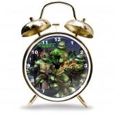 """Будильник механический """"Teenage Mutant Ninja Turtles"""""""