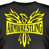 "Футболка ""Armwrestling Phoenix"""