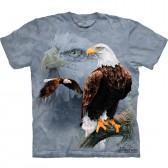 """Футболка """"Eagle Collage"""" (США)"""
