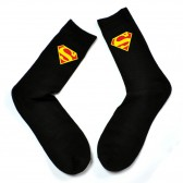 "Мужские носки с эмблемой ""SuperMan"""