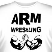 "Футболка ""Armwrestling"""
