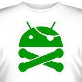 "Футболка ""Android super user"""