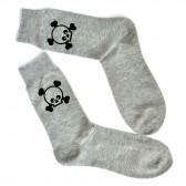 """Мужские носки с картинкой """"Черепок"""""""
