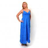 Сарафан длинный, летний (im-blue)