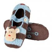 Носки-тапочки на пуговице (1)
