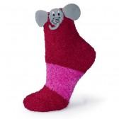 Плюшевые носки