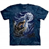 "Футболка The Mountain ""Wolf Spirit Moon"" (детская)"
