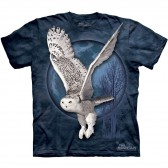 """Футболка """"Snow Owl Moon"""" (США)"""