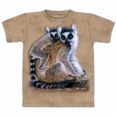 "Футболка The Mountain ""Ring-tailed Lemurs"" (детская)"