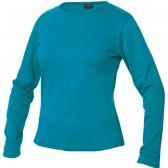 Футболка женская с длинным рукавом (цвет на выбор)