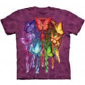 """Футболка """"Rainbow Butterfly Dreamcatcher"""" (США)"""