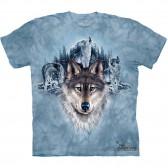 "Футболка ""Blue Moon Wolves"" (США)"