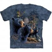 "Футболка The Mountain ""Find 13 Black Bears"" (детская)"