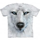 "Футболка ""White Wolf Face"" (США)"